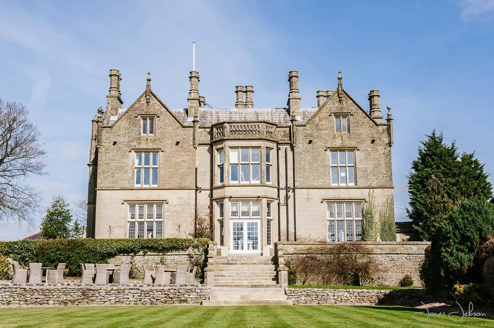Visit settle falcon manor a contemporary country house for Modern house yorkshire